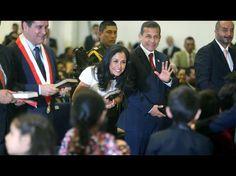 Por primera vez el presidente Ollanta Humala participó en la ceremonia de Acción de Gracias por el Perú, organizada por las iglesias cristianas evangélicas.