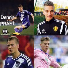 Dennis Praet  #dennispraet #rscanderlecht