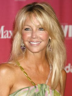 how to cut your hair like heather locklear