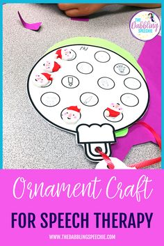 ornament craft for s