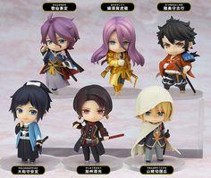 Nendoroid Petite: Touken Ranbu -ONLINE- 1st Squad