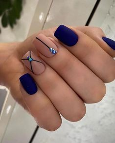 Best Acrylic Nails, Summer Acrylic Nails, Acrylic Nail Designs, Nail Swag, Stylish Nails, Trendy Nails, Square Nail Designs, Nagel Hacks, Dream Nails