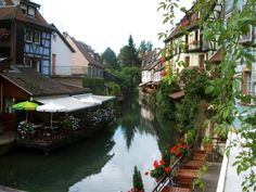 Alsace Lorraine, France (where my dads side of the family is from)
