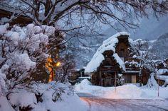 Shirakawago Winter Guide: A Dreamy Japan Experience - Our Travel Soup Gokayama, Irori, Shirakawa Go, Japan Destinations, When They Cry, Gifu, Weekend Trips, World Heritage Sites, Us Travel