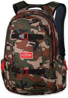 #planetsports #DAKINE Mission Backpack 25L camo