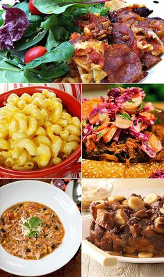 20 Hearty and Healthy Crock-Pot Recipes For Cold Days