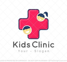 Branding for pediatric clinics, over-the-counter children's medicine brands. #logo #logoart #logodesign #logodesigner #business #startups #branding Design Shop, Logo Design, Clinic Logo, Stationary Design, Logo Maker, Business Entrepreneur, Business Card Logo, Art Logo, Startups