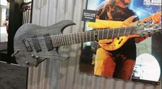 Ibanez 2015 - Iron Label Fanned Fret 8-String