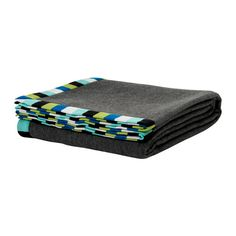 EIVOR Bedspread/blanket IKEA Fleece is soft and easy to care for. Can be used as a bedspread for a single size bed or as a blanket for a larger bed. $14.99