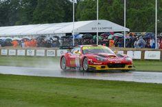 #FOS #Goodwood #FOS2016 Goodwood Festival of Speed #Ferrari #575 #GTE #Ferrari575 #Racing