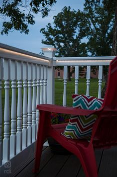 Why Teak Outdoor Garden Furniture? Outdoor Stair Railing, Deck Railing Design, Deck Railings, Deck Vs Patio, Low Deck, Outdoor Garden Furniture, Outdoor Decor, Vinyl Railing, Outdoor Buildings