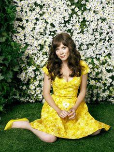 pushing daisies dress. love.