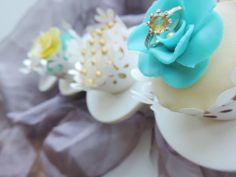 Our wedding theme cupcakes are perfect for your big event. Dessert table with lots of delightful sweets will wow every one of your guests.