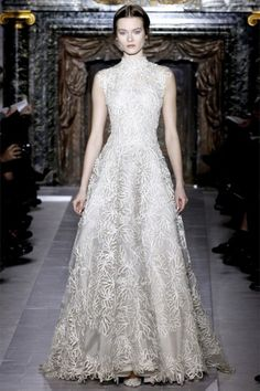 Wedding dress bianco di Valentino