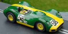 Bob Ward's Custom-built 1:32 Scale Cars, Part 2 : Slot Cars, Slot Car Track Sets, Digital Slot Cars, New Slot Cars and Vintage Slot Cars – Electric Dreams