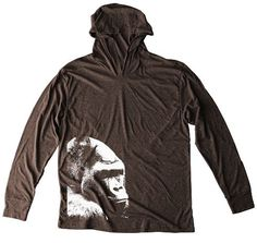 Jackie Woods Collection - Gorilla Unisex Hoodie