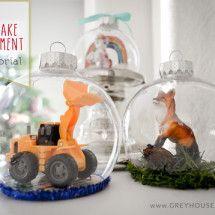 Kids Keepsake Ornament