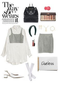 Casual School Outfits, Retro Outfits, Girly Outfits, Stylish Outfits, Vintage Outfits, Clueless Fashion, Clueless Outfits, 1990 Style, Cute Fashion
