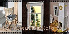 Kardemummakatu 12 on yksi Suomen ihanimmista nukkekotiblogeista, se pääsi sijalle 8 Nukkekotiwikin ja Nukkekotiyhdistyksen järjestämässä kilpailussa.