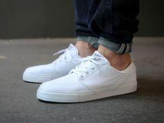 Nike SB Stefan Janoski Low – White / White