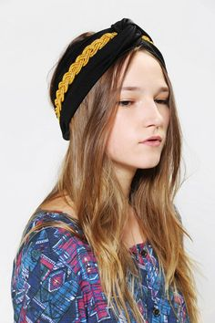 Sequence Muse Headwrap
