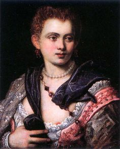 Veronica Franco (1546-1591), Italian poet and courtesan   15 Historical Women They Should Have Taught You About In School