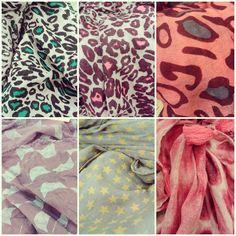Becksöndergaard scarves...
