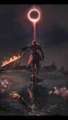 Soul Of Cinder - phase 2 by TheFearMaster YOOOO