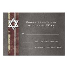 Brown Striped Bar Mitzvah RSVP Invitations you will get best price offer lowest prices or diccount couponeReview          Brown Striped Bar Mitzvah RSVP Invitations today easy to Shops & Purchase Online - transferred directly secure and trusted checkout...