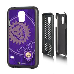 Orlando City Lions Galaxy S5 Rugged Case MLS - This two shell system rugged case adds an additional blanket of protection to your phone without adding on a bunch of bulk. From active to clumsy the rugged case is designed to help armor your phone so that it can stand up to you and your lifestyle, while still screaming Orlando City Lions pride. Designed and printed in Portland, OR, all Keyscaper gear is officially licensed and comes with a one year warranty against manufacturer's defects. Orlando City, Lion Pride, Lions, Portland, Shell, Soccer, Blanket, Printed, Lifestyle