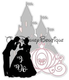 Disney SVG Cinderella Castle I DO Title Disneyland Disney World Scrapbook Cricut Silhouette Print then Cut by TinksDisneyBoutique on Etsy https://www.etsy.com/listing/508678608/disney-svg-cinderella-castle-i-do-title
