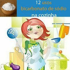 Artigo interessante sobre o uso do bicarbonato na limpeza da cozinha...Veja lá no blog.