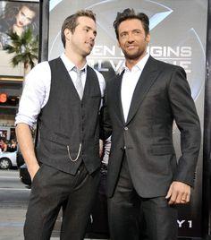 Deadpool's Ryan Reynolds just won't stop trolling Logan star Hugh Jackman on Twitter  - DigitalSpy.com