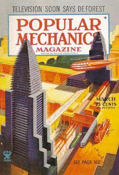 40 Best Popular Mechanics Covers Images Popular