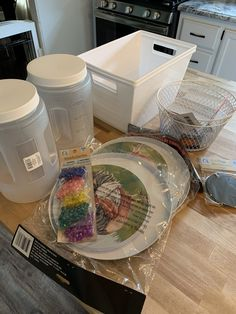 Dollar Tree pantry makeover - Re-Fabbed Dollar Tree Finds, Dollar Tree Decor, Dollar Tree Store, Dollar Tree Crafts, Dollar Stores, Dollar Tree Haul, Dollar Tree Organization, Fridge Organization, Organizing Life