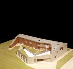 Cino Zucchi Architetti — Foresteria studenti Fabrica