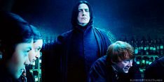 "Or perhaps you have a favorite moment that always tickles your fancy. | What's Your Favorite Professor Snape Moment In ""Harry Potter?"""