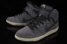 """Nike SB Dunk High """"Anthracite"""" (retail $95)"""