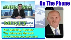 On MoneyTV with Donald Baillargeon, the Founder of The Advocacy Network discussed financial victimization.