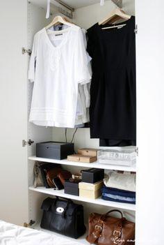 Minimalist Closet,