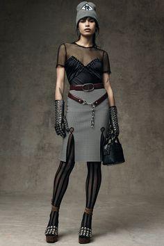 Alexander Wang Pre-Fall 2016 Fashion Show