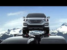 2013 Hyundai Santa Fe - Canadian Utility Vehicle of the year | Hyundai Canada