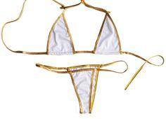 Nero A Buon Mercato Sexy Micro mini piccolo Brasiliani sling Triangolo Top Perizoma G-String bikini costumi da bagno lingerie Set per le donne del sesso erotici