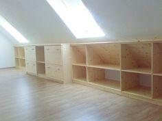 Storage Rental, Attic Storage, Cupboard Storage, Bedroom Storage, Storage Spaces, Bedroom Decor, Storage Cart, Attic Closet, Attic Playroom
