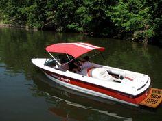 Row Row Row, Row Row Your Boat, Ski Boats, Cool Boats, Boat Bimini Top, Boat Pics, Boat Covers, Boat Stuff, Pontoon Boat