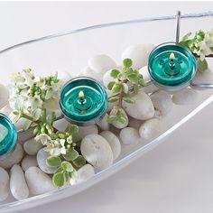 Clearly Creative Teelichthalter Elegance von PartyLite, Details: Mundgeblasenes Glas mit Teelichteinsatz aus Metall. Kerzenformen: Teelichter (im Metalleinsatz). CLEARLY CREATIVE™ Nichts leichter als das! Gestalten Sie einen wunderschönen Blickfang, indem Sie Accessoires kreativ befüllen.