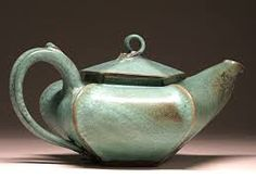 Image result for pottery teapots