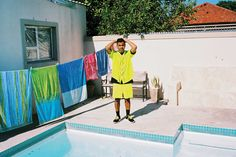 Line Item: South African Streetwear Label Young and Lazy | The FADER