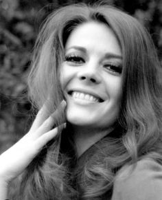 Candid of Natalie Wood circa late 1960s/ early 1970s