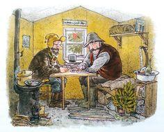 Pettersson und Findus Morgen Findus, wird's was geben 1995